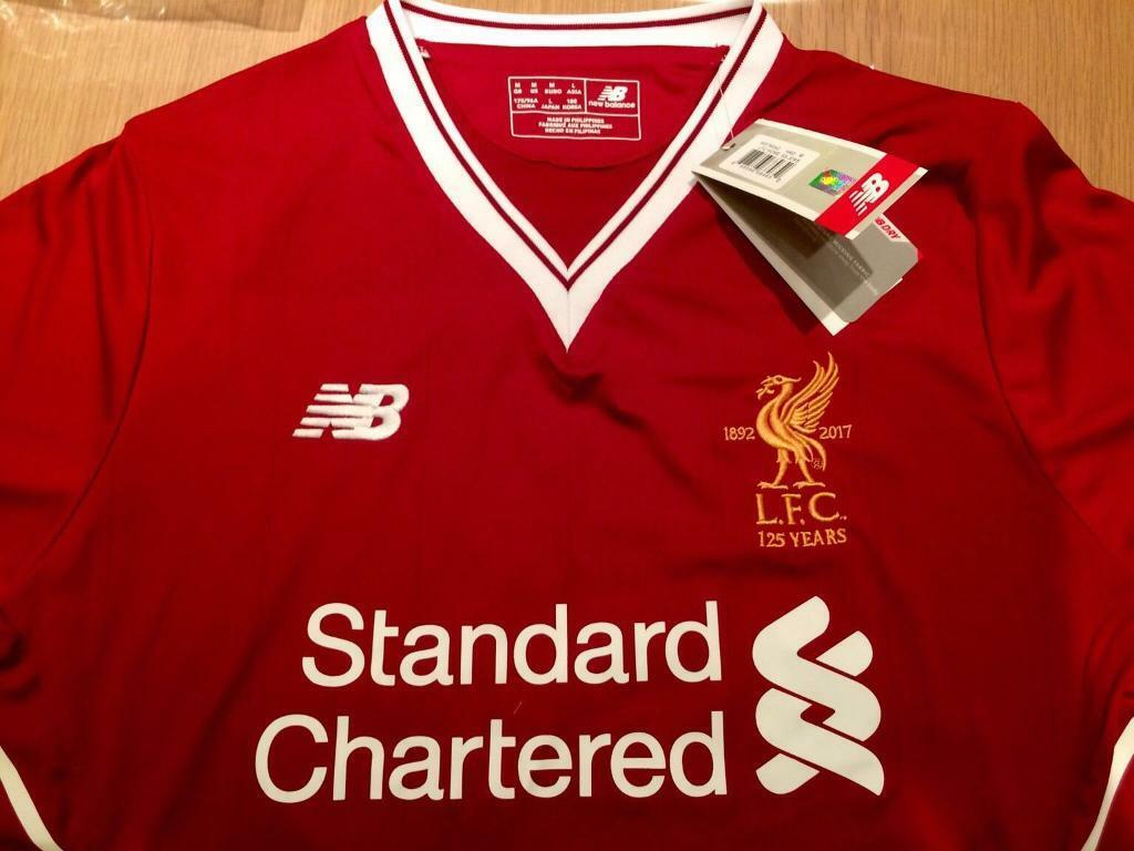 separation shoes 3343e 78b9d New 2017/18 Liverpool Home Football Shirt | in Carlton, Nottinghamshire |  Gumtree