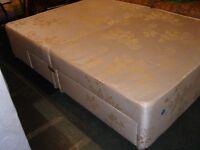 Rest Assured Divan Bed and Mattress with 4 Drawer Storage