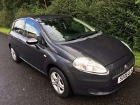 FIAT PUNTO 1.2 ACTIVE 08 PLATE 50,000 MILES LTD EDITION HISTORY