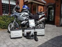 BMW R1200GS Non ABS. Cruise Control with plenty accsessories included. Please see list.