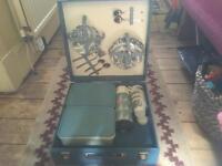 Brixton Vintage Picnic Case