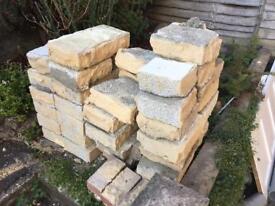 Bricks/ blocks/ hardcore