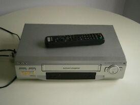 Sony SLV-SE210 VHS Video Cassette Recorder Player