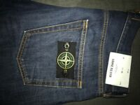 Stone island authentic men's Jeans 32W 34L