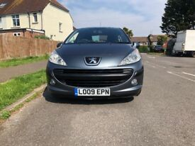Peugeot 207 1.4 VTi S 3dr (a/c)£2,695 p/x welcome Very economical 2009 , Hatchback 74,000 miles