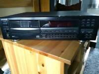 Kenwood DP-M6060 6+1 cd palyer