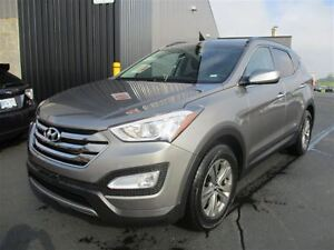 2016 Hyundai Santa Fe Sport PREMIUM AWD! LEATHER TRIM! $67/WK, 5