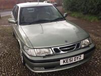 SAAB 9-3 SE MOT AUG 2018 LOVELY HISTORY