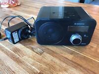 Roberts Blutone 40 DAB/FM Bluetooth Radio Alarm