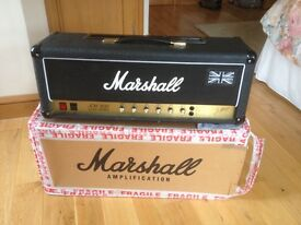 Marshall JCM 800 model 2203 guitar amplifier head