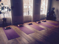 FREE yoga session in St Pauls