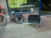 Bicycle Cargo Luggage Trailer / Shopping Trolley Wagon