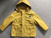 Beautiful Raincoat 4 years