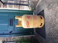 Flo Gas 13kg bottle half-full