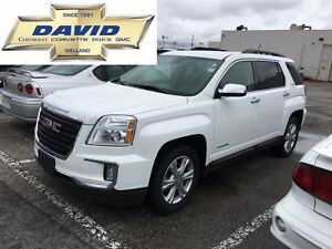 2016 GMC Terrain SLE2 V6 AWD, LOADED, HEATED SEATS, LOCAL TRADE!