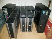 PCs + monitor