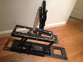 TWIN ARM WALL MOUNT FOR BIG TELEVISION!!!