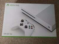 Xbox One S - (White) Boxed