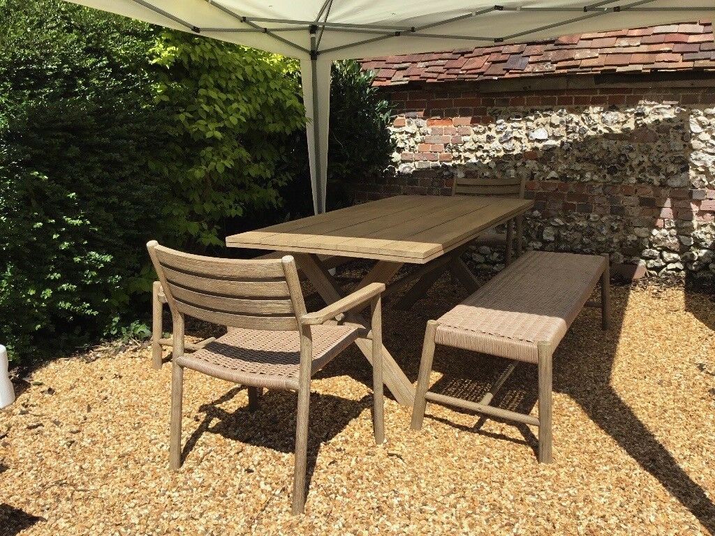 John lewis croft collection islay outdoor furniture set