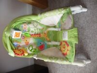 Baby seat rocker bouncer toddler chair