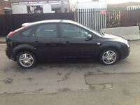 ford focus ghia 1.6 4 door very good condition px poss