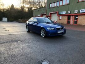 BMW 318 SE, 3 series, 2007/57 Plate, Low Mileage, lots of receipts