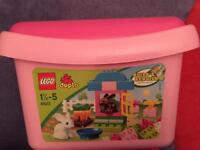 Lego duplo 4623 Pink Brick Box 30 pieces