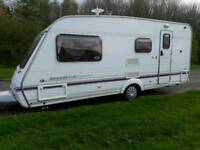 SWIFT SPEEDBIRD 510 4 BERTH 2003