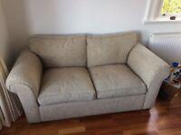 FREE - Laura Ashley two seat sofa