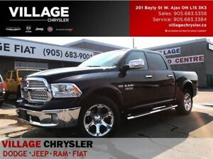 2015 Ram 1500 Laramie|NAV|LEATHER|TRAILER TOW|REMOTE