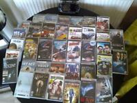 psp great condition 19 games and 18 films
