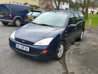 Ford Focus Estate 1.6 LHD Left hand drive !!! Aircon, towbar, electrics !!! Superb !!! EXPORT AFRICA