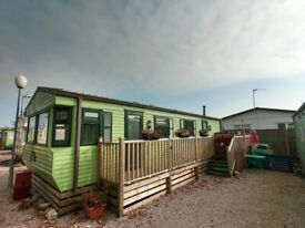 2005 Willerby Countrystyle Holiday Home (WITH BATH) on 'The Bungalow' site close to Morecambe