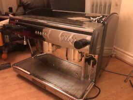 Barista Duo Coffee Machine