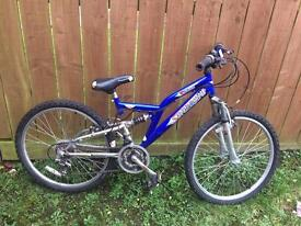 Boys Blue Bike For Sale