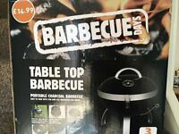 Table top barbecue