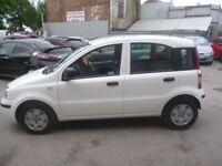 Fiat PANDA Active Eco,1108 cc 5 door hatchback,FSH,2 previous owners,2 keys,£30 a year tax,only 27k