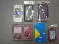 Job lot all new unused still packaged mobile phone accessories