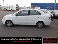 2008 Chevrolet Aveo LS City of Halifax Halifax Preview