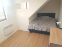 One bed flat in Cathays over summer, no fees.