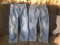 Boys Age 6 Designer Timberland jeans