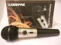 Microphone - Geepas GMP3910E