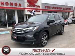 2016 Honda Pilot EX! SUNROOF! AWD! LANE DEPARTURE WARNING*