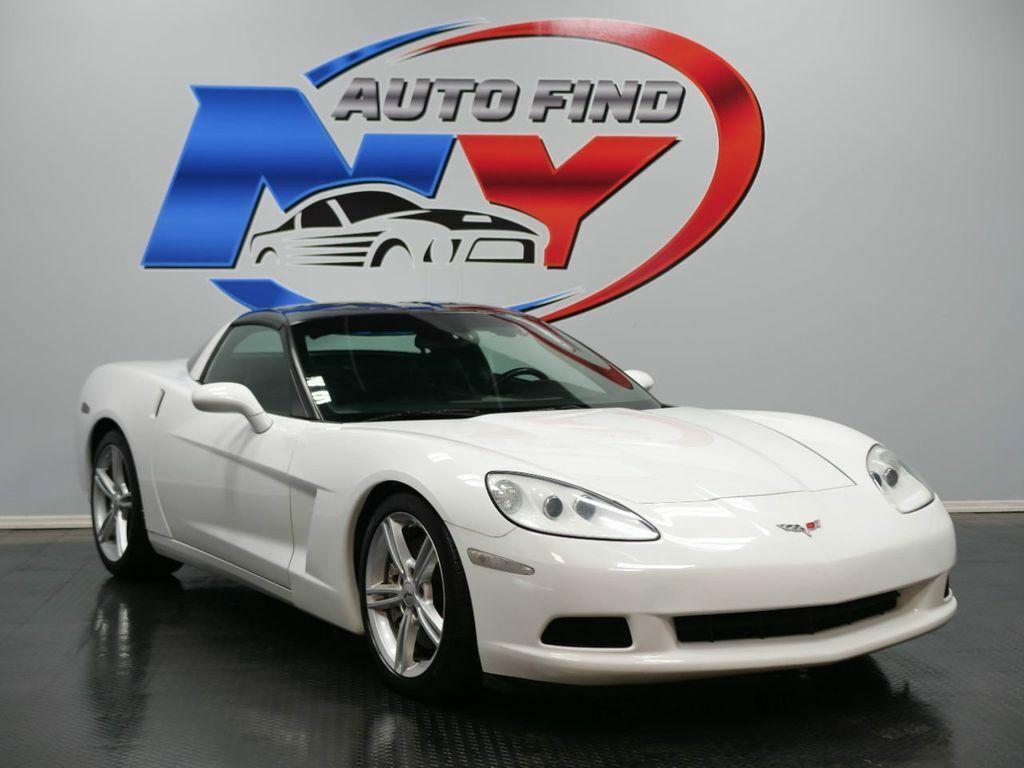 2005 White Chevrolet Corvette   | C6 Corvette Photo 9