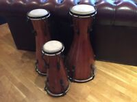 3-Piece Batá Drum Set