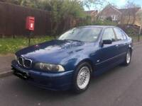Bmw e39 2001 topaz spares or repairs