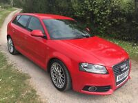 Audi A3 S-Line 2ltr diesel