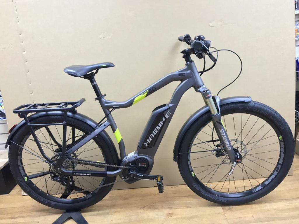 025cf159c3d Haibike trekking 4.0 electric bike | in Hadley, Shropshire | Gumtree