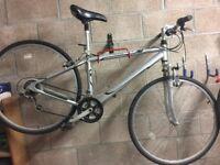 Men's Apollo Cross Track hybrid mountain/road bike