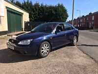 Ford Mondeo 2.0 Zetec - New MOT - Excellent Runner - Excellent Runner - Low Mileage - GREAT MPG